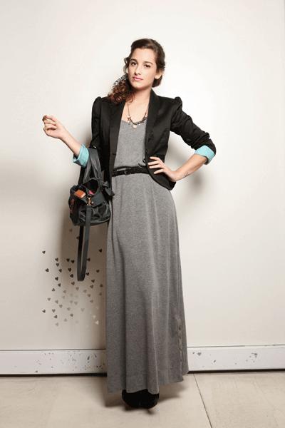 vestido longo com bota 7 Como usar Vestido com BOTA: cano curto ou longo