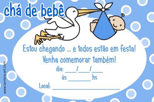 convites para cha de bebe 10 490x327 20 Convites para chá de fraldas ou bebê para Imprimir editáveis