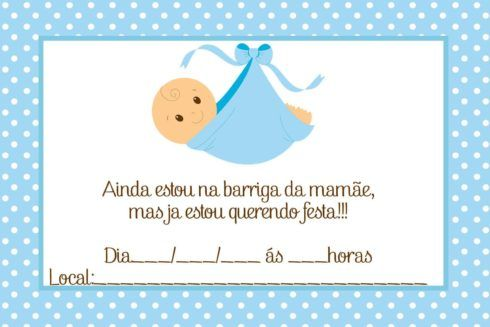 convites para cha de bebe 9 490x327 20 Convites para chá de fraldas ou bebê para Imprimir editáveis