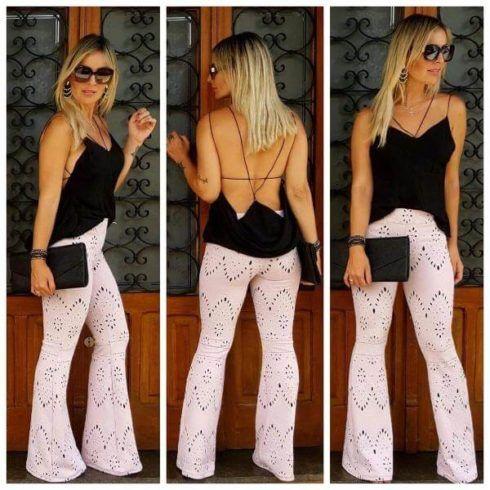 imagem 15 1 490x490 Calça CINTURA Alta Feminina Modelitos da moda
