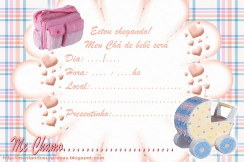 imagem 17 1 490x326 20 Convites para chá de fraldas ou bebê para Imprimir editáveis