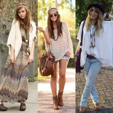 moda hippie feminina 1 Moda HIPPIE feminina Estilo Único e descolado de viver