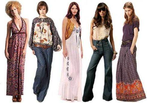 moda hippie feminina 2 490x342 Moda HIPPIE feminina Estilo Único e descolado de viver