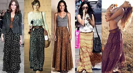 moda hippie feminina 3 Moda HIPPIE feminina Estilo Único e descolado de viver