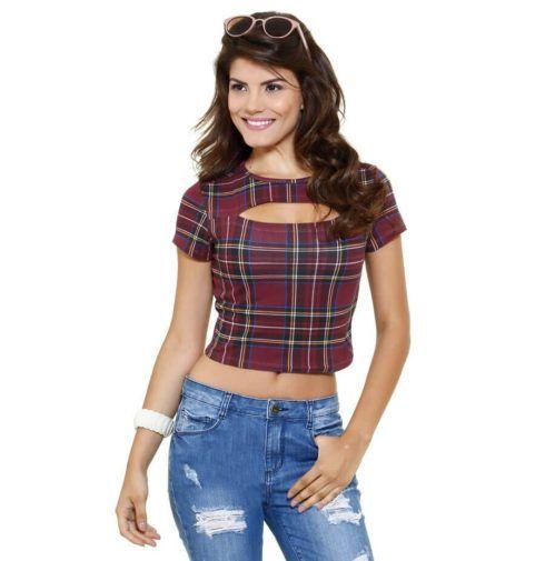 modelos de blusas femininas que estão na moda wiki mulher