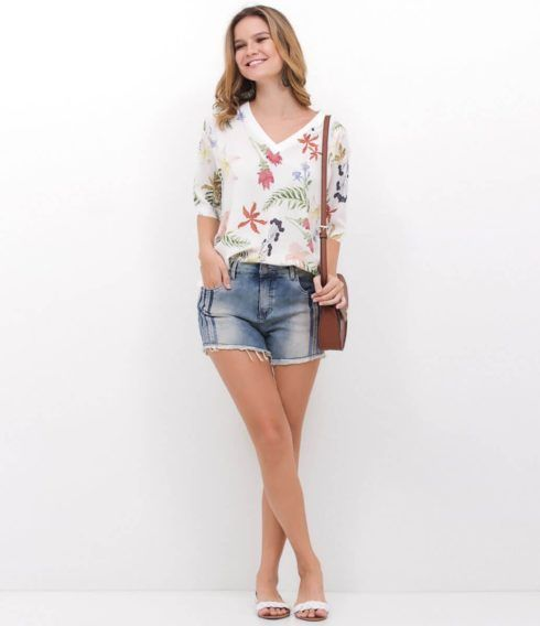 blusas femininas curtas 4 490x568 Modelos de BLUSAS femininas que estão na moda