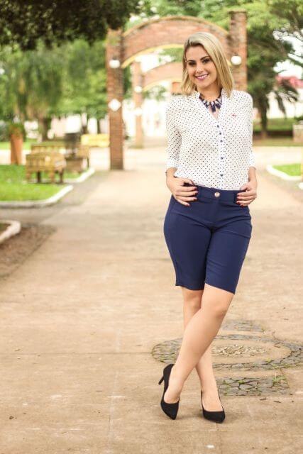blusinhas esporte fino 4 Modelos de BLUSAS femininas que estão na moda