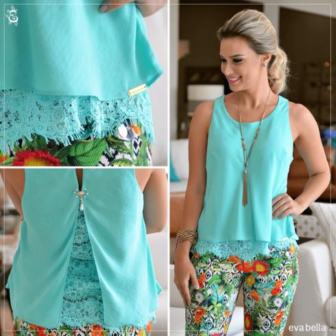 blusinhas regatinhas looks 1 490x490 Modelos de BLUSAS femininas que estão na moda