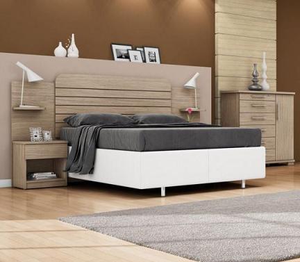 cabeceira de cama com criado mudo 2 CABECEIRA DE CAMA diversos modelos para escolher