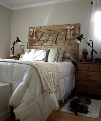 cabeceira de cama rustica 2 CABECEIRA DE CAMA diversos modelos para escolher