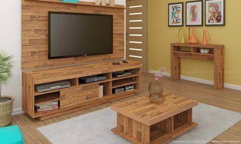 imagem 1 490x294 RACK PARA TV modelos para sala de estar, confira
