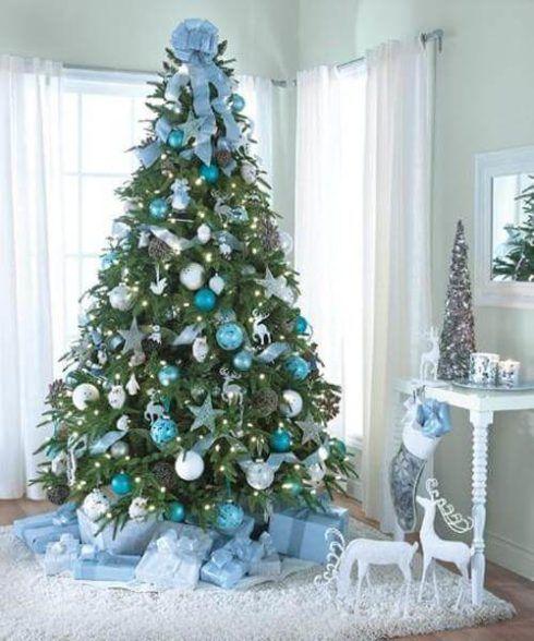 imagem 12 6 490x588 Arvores de NATAL decoradas para o seu lar