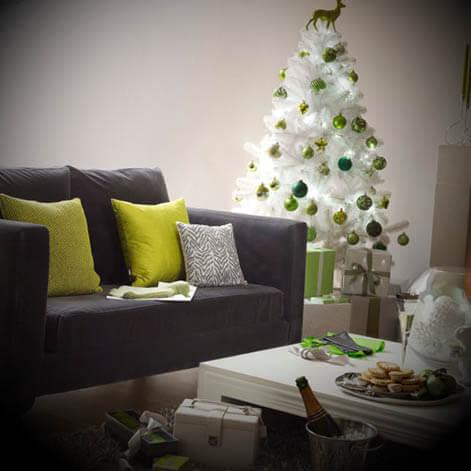 imagem 15 7 Arvores de NATAL decoradas para o seu lar