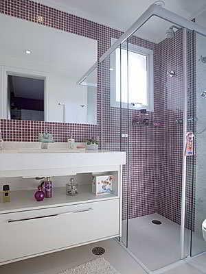 imagem 20 18 BANHEIRO SIMPLES acabamentos que deixam o banheiro moderno