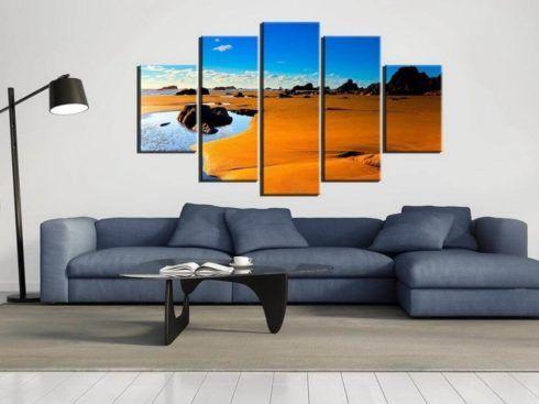 imagem 23 15 490x367 Sala Com SOFÁ AZUL veja os modelos e como decorar o ambiente
