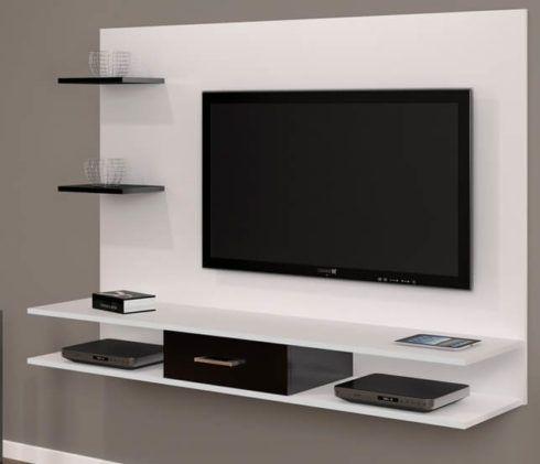 imagem 24 16 490x421 RACK PARA TV modelos para sala de estar, confira