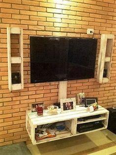 imagem 4 29 RACK PARA TV modelos para sala de estar, confira