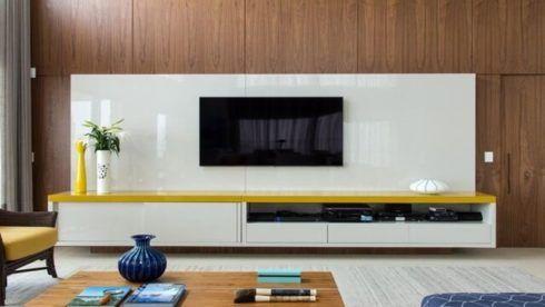 imagem 5 21 490x276 RACK PARA TV modelos para sala de estar, confira