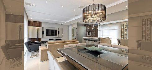 lustres modernos 1 490x225 Tipos de Iluminação e LUMINÁRIAS para sala e para casa