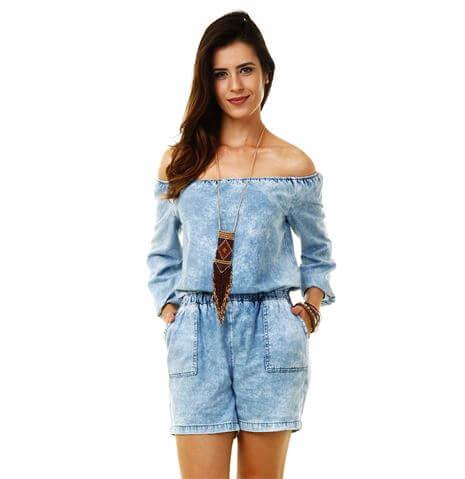 macaquinho jeans 1 MACAQUINHO JEANS modelitos super chic