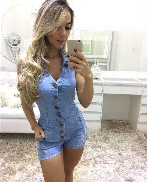 macaquinho jeans 5 MACAQUINHO JEANS modelitos super chic