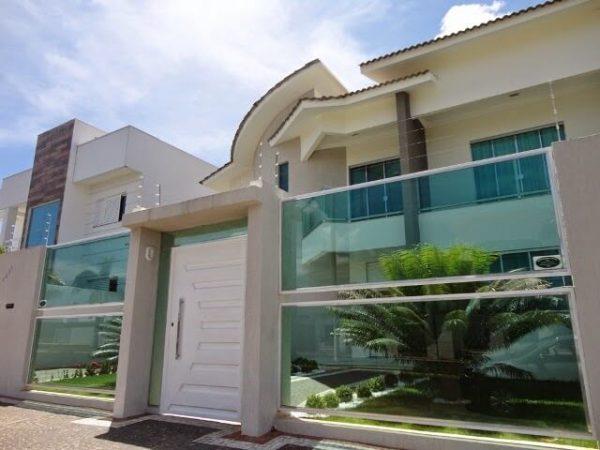 FACHADAS DE muros Residenciais e para condomínios