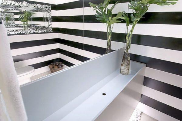 Como escolher PAPEL DE PAREDE para lavabo diversos estilos