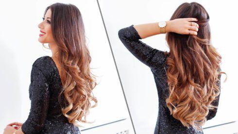 penteados com babyliss 4 490x276 PENTEADOS para ano novo veja como fazer