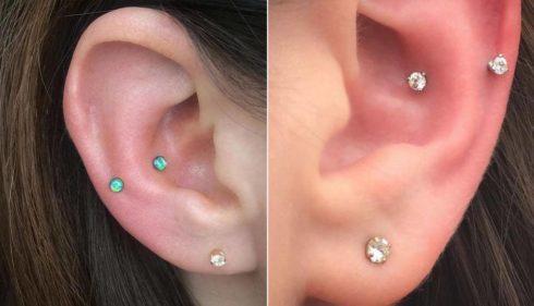 piercing snug na orelha 490x281 Tipos de PIERCING NA ORELHA conheça cada detalhe