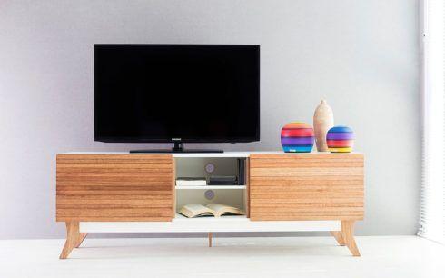 rack vintage 4 490x306 RACK PARA TV modelos para sala de estar, confira
