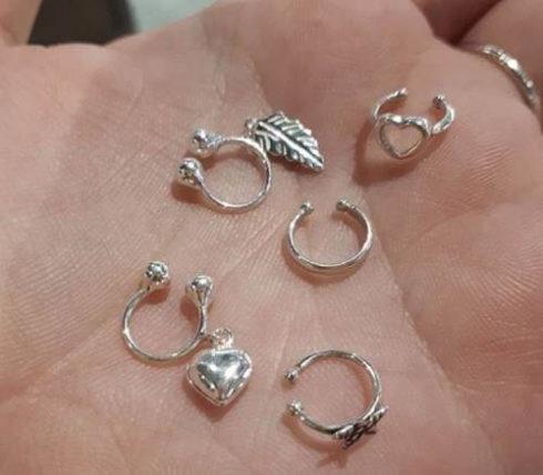 tipos de piercing para cartilagem da orelha 490x428 Tipos de PIERCING NA ORELHA conheça cada detalhe