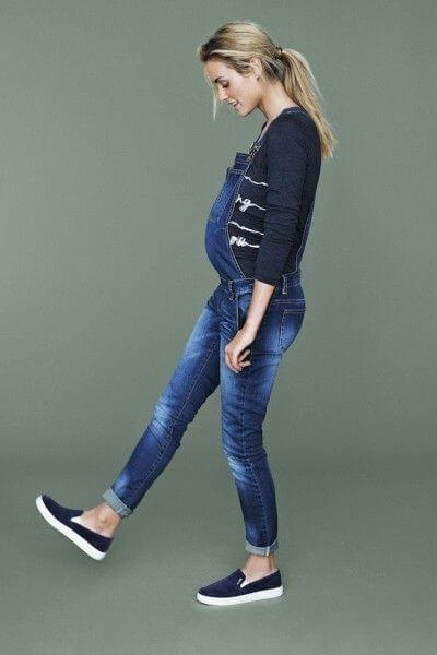 imagem 11 2 Macacão para GESTANTE DA moda conheça modelos