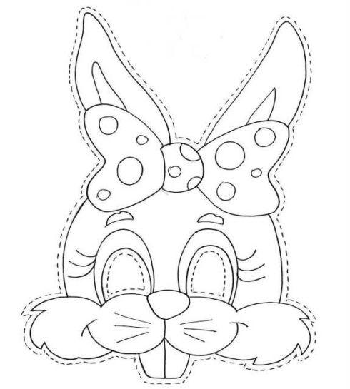 imagem 4 490x545 Desenhos da PÁSCOA para colorir (Máscara, ovos, Mensagens)