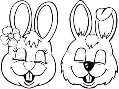 imagem 5 1 490x368 Desenhos da PÁSCOA para colorir (Máscara, ovos, Mensagens)