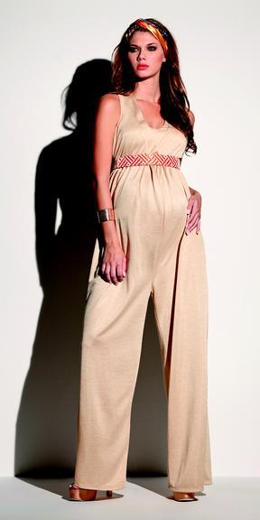 imagem 5 10 Macacão para GESTANTE DA moda conheça modelos