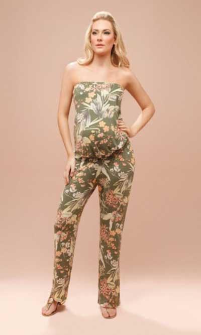 imagem 5 11 Macacão para GESTANTE DA moda conheça modelos