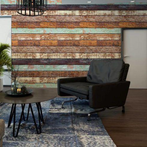 madeira na parede 490x490 PAREDE DE MADEIRA, revestimento bonito que dá certo