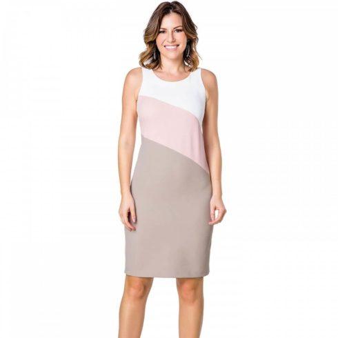 vestido social tubinho listrado 490x490 Modelos VESTIDO SOCIAL CURTO como usar