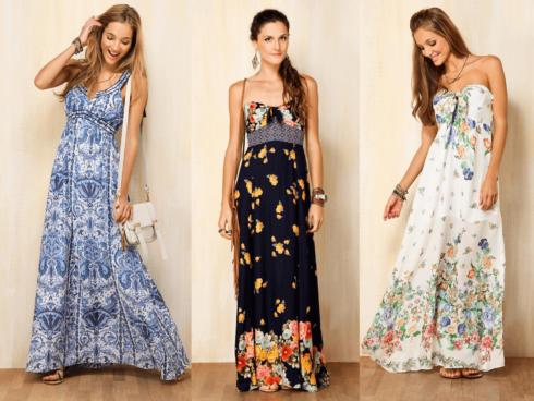 Fotos vestidos simples bonitos