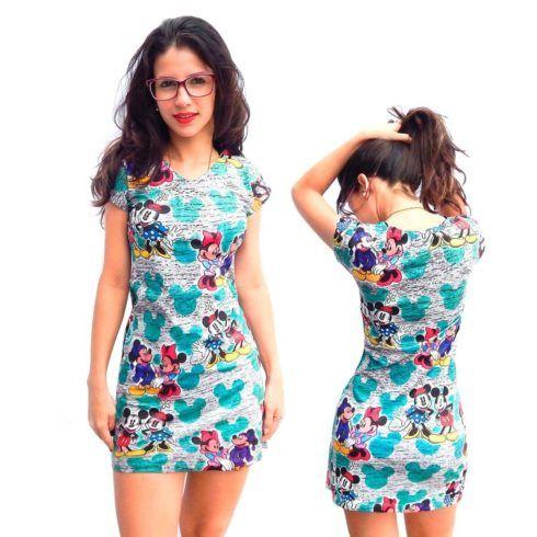 Ver vestidos simples e bonito