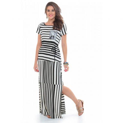 vestidos de malha longo 2 490x490 VESTIDOS DE MALHA modelos para usar no verão (Curtos e Longos)