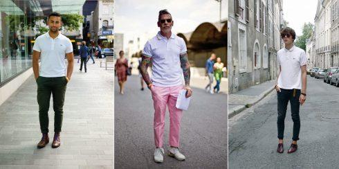camiseta polo com calca 5 490x244 Camiseta Polo Masculina (Estilos com calça, e bermuda)