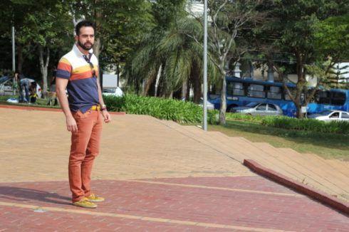 imagem 11 3 490x326 Camiseta Polo Masculina (Estilos com calça, e bermuda)