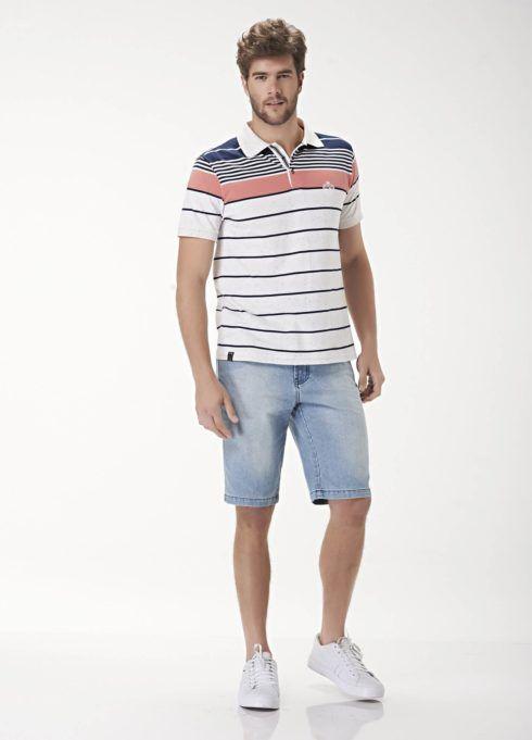 imagem 12 4 490x681 Camiseta Polo Masculina (Estilos com calça, e bermuda)