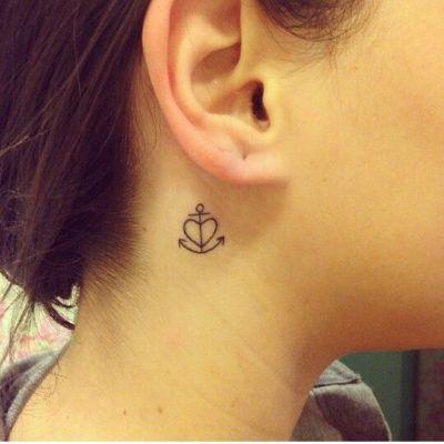 imagem 13 1 Tatuagens Delicadas (desenhos e áreas do corpo a tatuar)