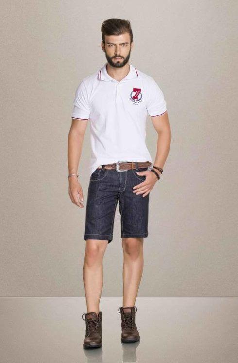 imagem 5 7 490x745 Camiseta Polo Masculina (Estilos com calça, e bermuda)