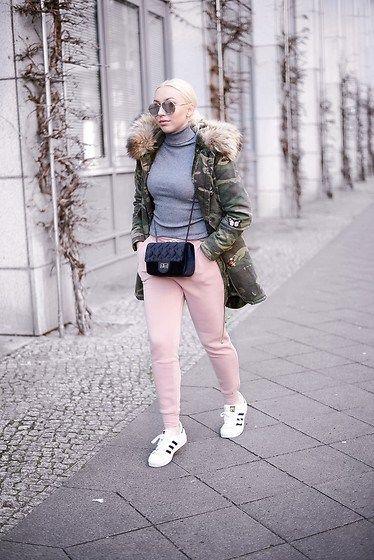 imagem 6 10 Calça de Moletom Feminina jeitos de usar (outono inverno)