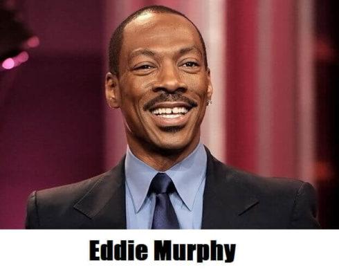 Eddie Murphy 490x396 Corte de cabelo AFRO AMERICANO estilos super modernos