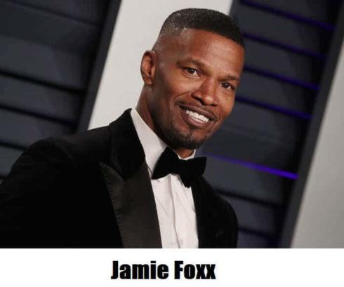 Jamie Foxx 490x409 Corte de cabelo AFRO AMERICANO estilos super modernos