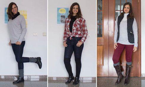 com calca jeans 490x294 POLAINA para INVERNO veja como usar e montar looks